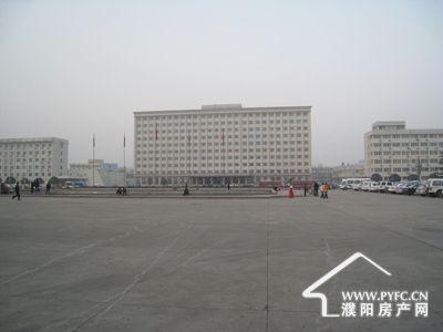 中原油田办公楼