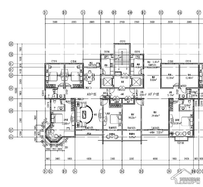 中央空调,三菱电梯,冷热直饮3套水系统