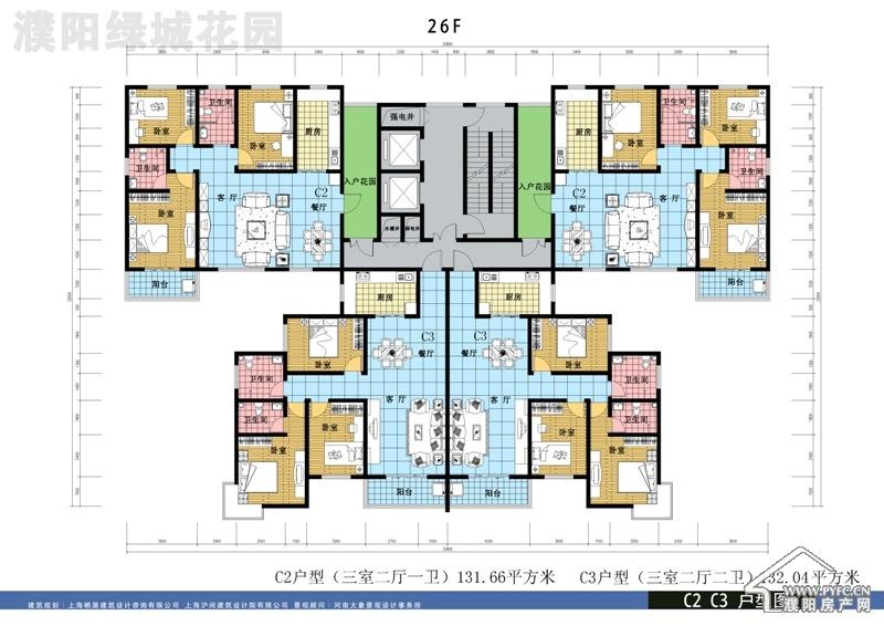 楼房房顶结构图