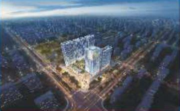 抢先看!千亿体育app中深·又一城建设规划出炉公示...
