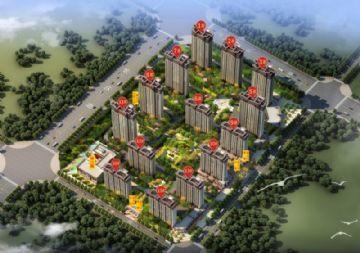 千亿体育app华信越绣城|建面约107-124㎡舒享三居,预鉴美好生活