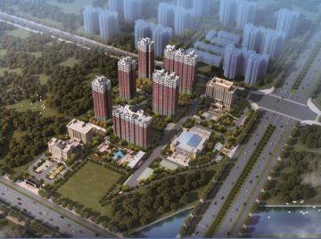 好消息!千亿体育app这个城中村改造项目获批建设工程规划许可证!