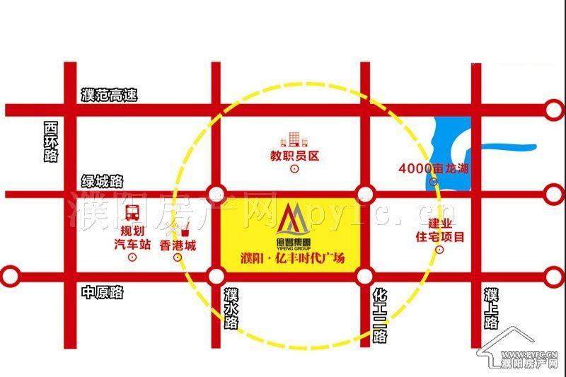 亿丰君悦城电路图