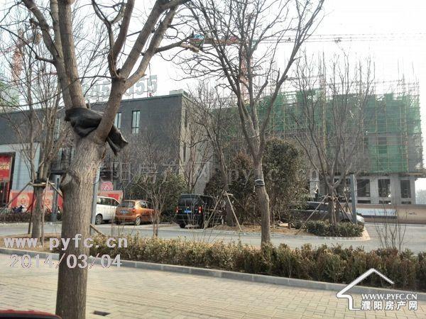 施工进度图-建业桂园-濮阳建业城市建设有限公司