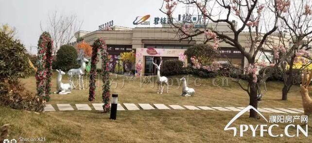 千亿体育app碧桂园樾府实景图