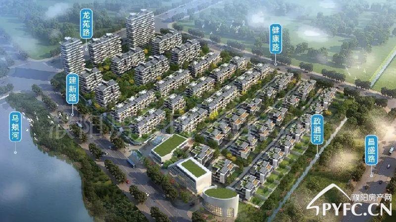 千亿体育app众悦鑫城效果图