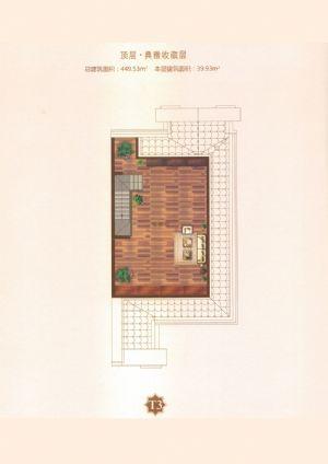 T3户型-室厅卫厨-户型图