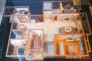 10A户型-四室二厅三卫一厨-户型图