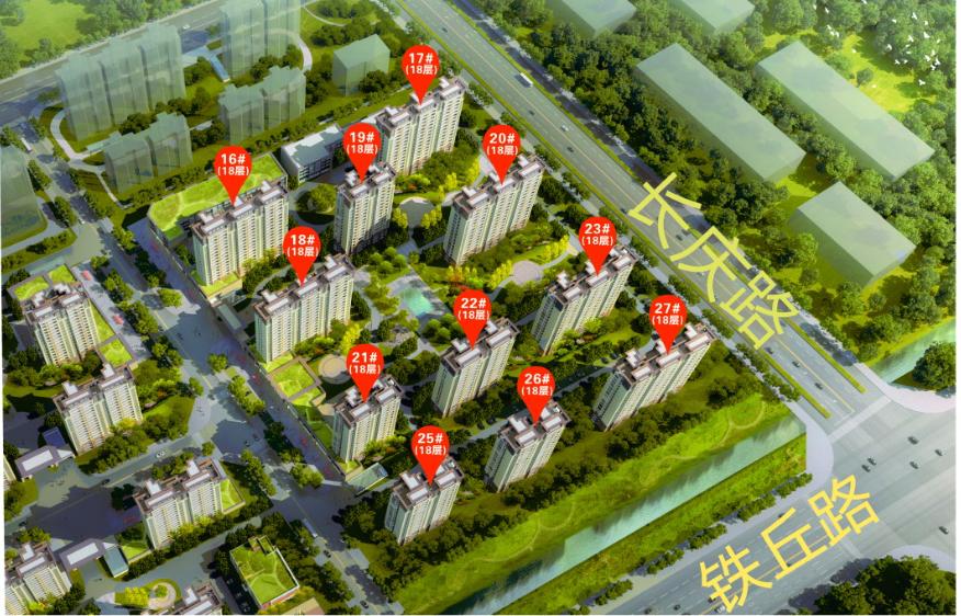 濮阳天和城户型图
